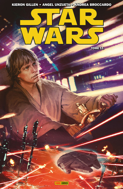 Couverture Star Wars tome 11