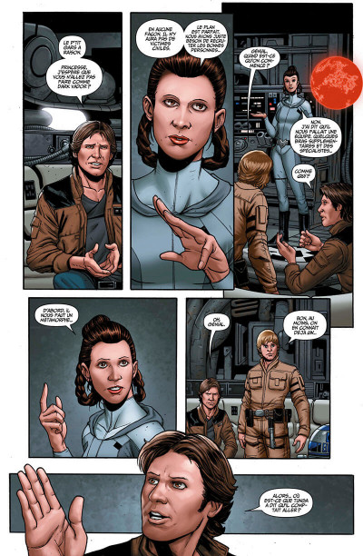 Page 8 Star Wars tome 11