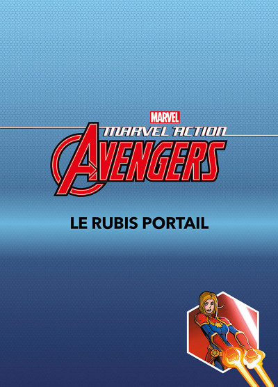 Page 1 Marvel action avengers tome 2