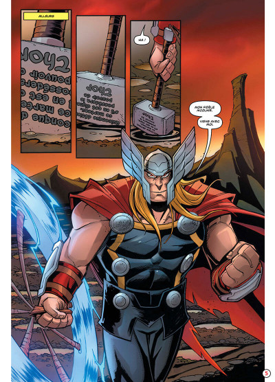Page 5 Marvel action avengers tome 2