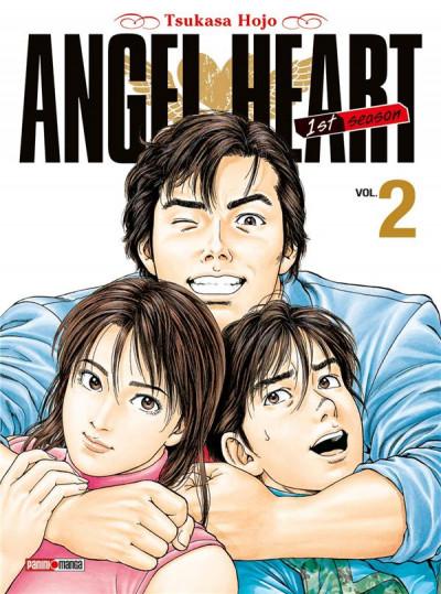 Couverture Angel heart - saison 1 tome 2