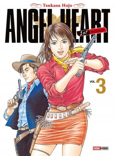 Couverture Angel heart - saison 1 tome 3