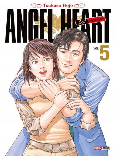 Couverture Angel heart - saison 1 tome 5