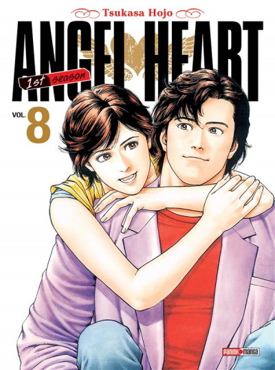 Couverture Angel heart - saison 1 tome 8