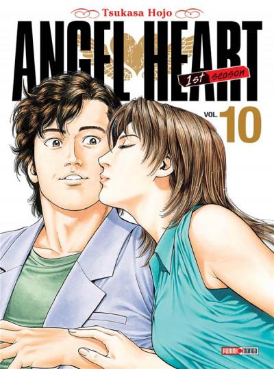 Couverture Angel heart - saison 1 tome 10