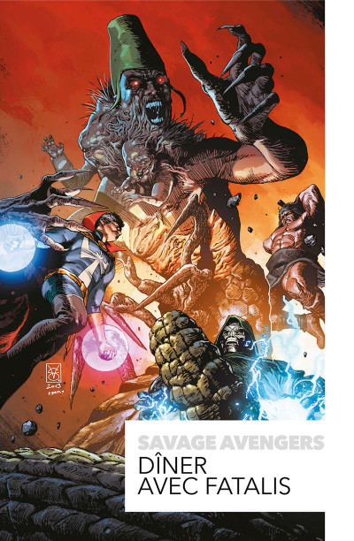 Page 1 Savage Avengers tome 2