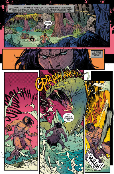 Page 6 Savage Avengers tome 2