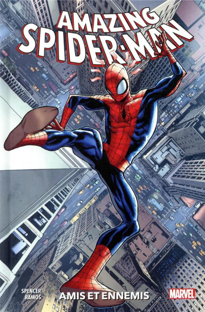 Couverture The amazing Spider-Man tome 2
