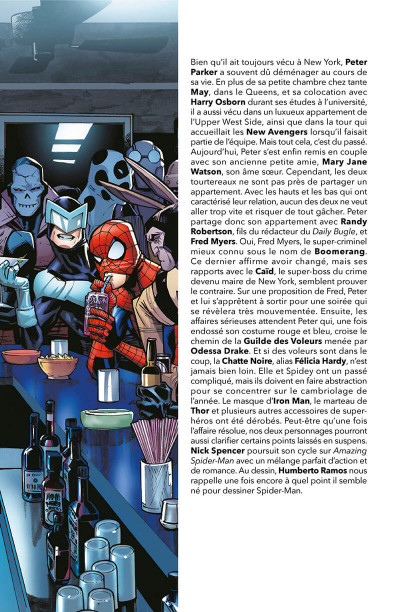 Page 3 The amazing Spider-Man tome 2