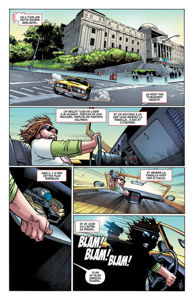 Page 5 The amazing Spider-Man tome 2