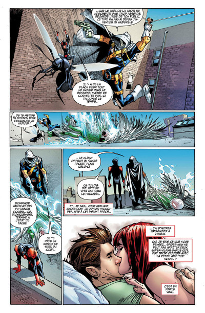 Page 8 The amazing Spider-Man tome 2