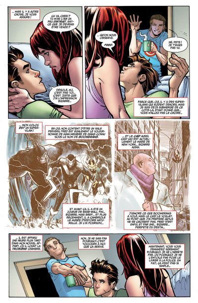 Page 9 The amazing Spider-Man tome 2