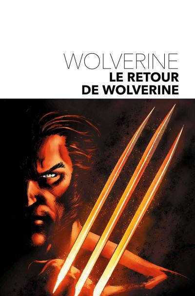 Page 1 Le retour de Wolverine
