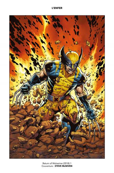Page 5 Le retour de Wolverine