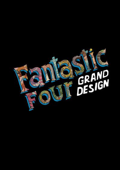 Page 1 Quatre fantastiques - Grand design