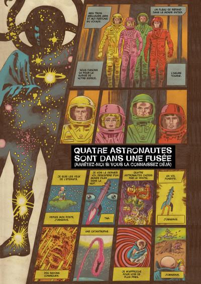 Page 6 Quatre fantastiques - Grand design