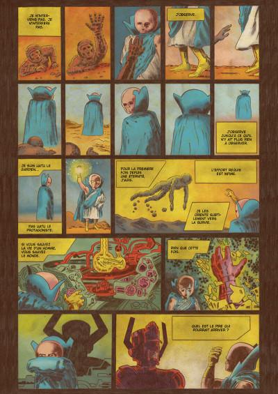 Page 7 Quatre fantastiques - Grand design