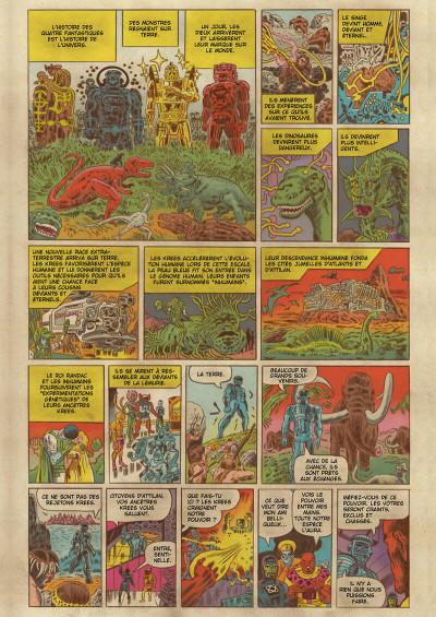 Page 8 Quatre fantastiques - Grand design