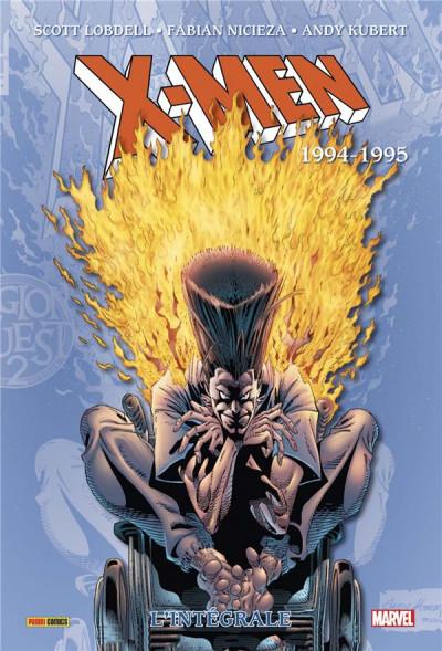 Couverture X-Men - intégrale tome 40