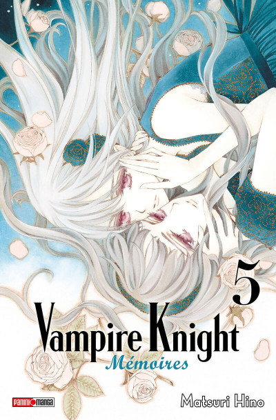 Couverture Vampire knight - mémoires tome 5