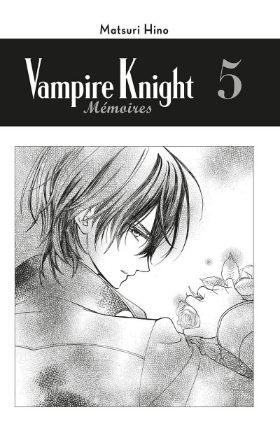 Page 2 Vampire knight - mémoires tome 5