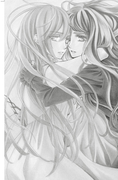 Page 8 Vampire knight - mémoires tome 5