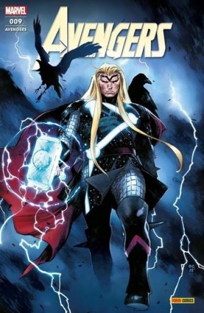Couverture Avengers (série 2020) tome 9