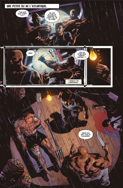 Page 5 Punisher tome 3