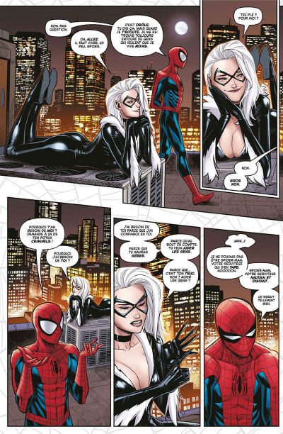 Page 6 Black Cat tome 2