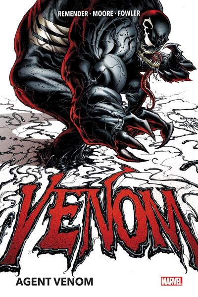 Couverture Agent Venom tome 1