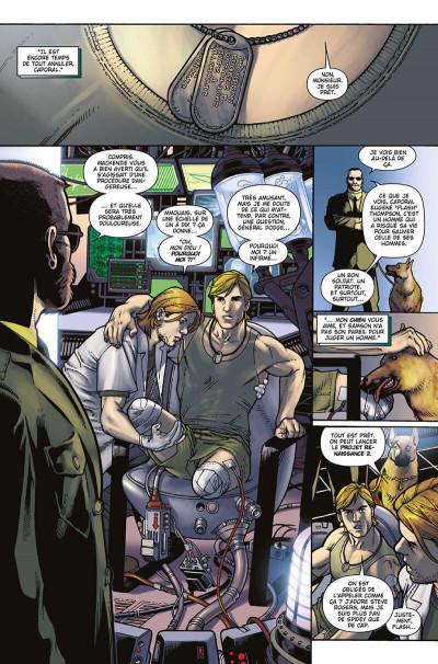 Page 7 Agent Venom tome 1