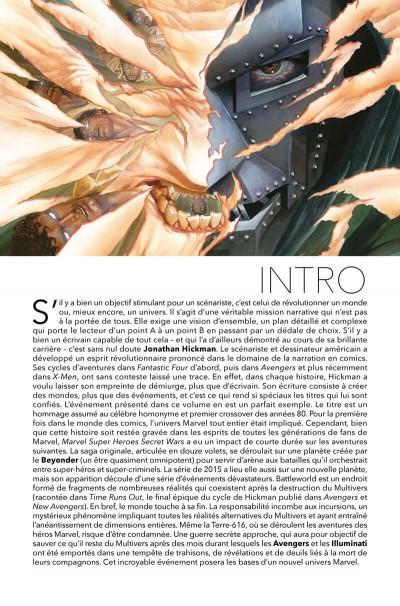 Page 4 Secret wars (deluxe)