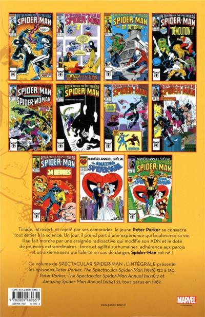 Dos Spider-Man - intégrale tome 48