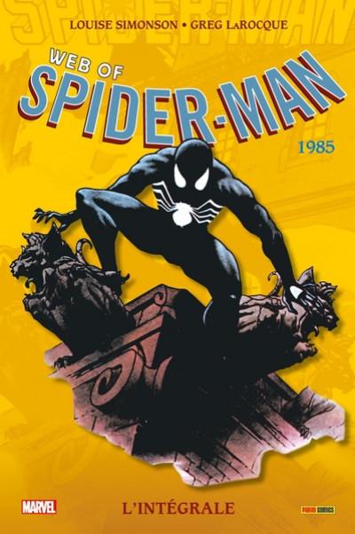 Couverture Spider-man - intégrale tome 41