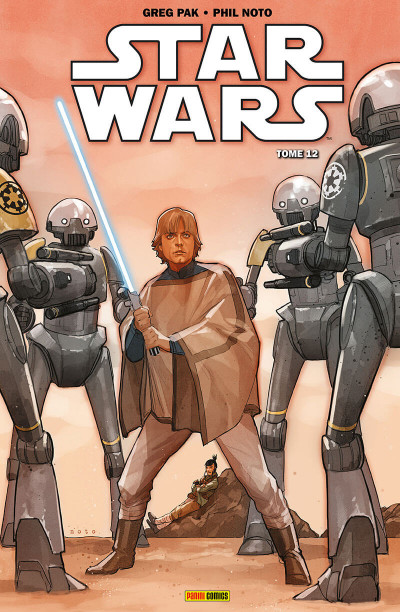 Couverture Star Wars tome 12