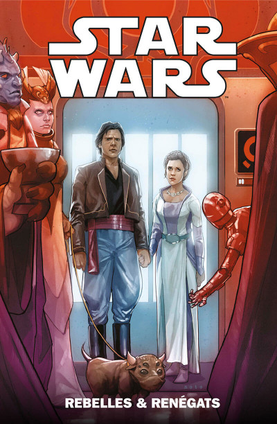 Page 1 Star Wars tome 12