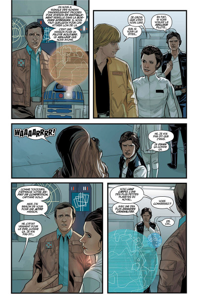Page 8 Star Wars tome 12