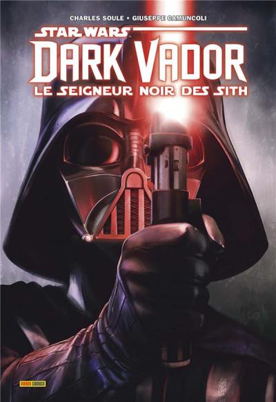Couverture Dark Vador ;  le seigneur noir des sith