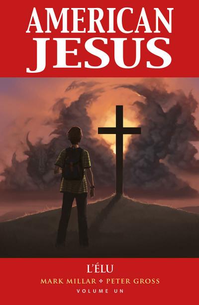 Couverture American Jesus tome 1