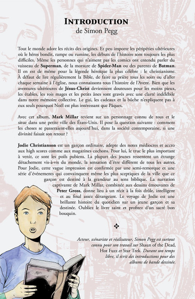 Page 3 American Jesus tome 1