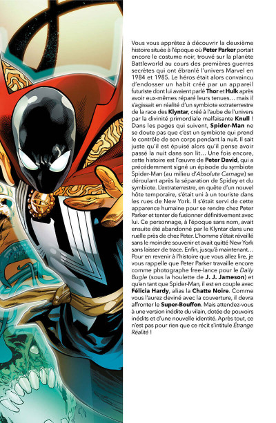 Page 3 Symbiote spider-man - Alien reality