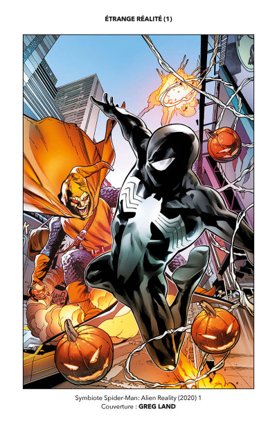Page 4 Symbiote spider-man - Alien reality