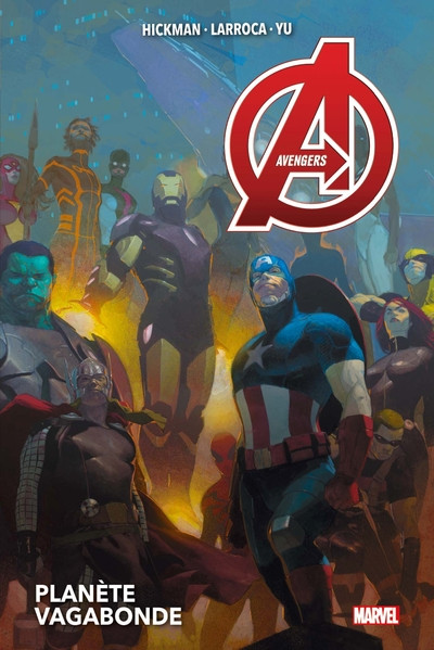 Couverture Avengers (marvel deluxe) tome 3