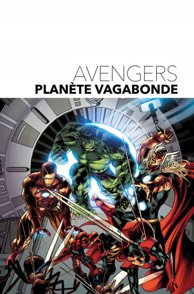 Page 1 Avengers (marvel deluxe) tome 3