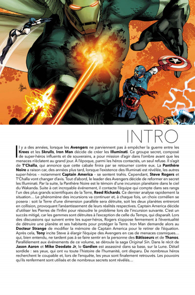 Page 4 Avengers (marvel deluxe) tome 3