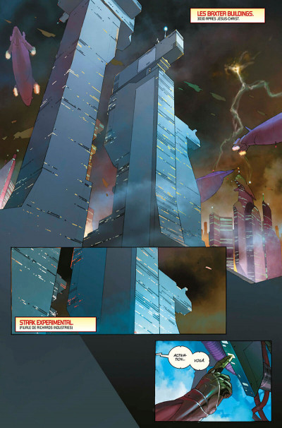 Page 6 Avengers (marvel deluxe) tome 3