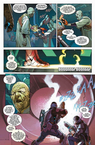 Page 7 Avengers (marvel deluxe) tome 3