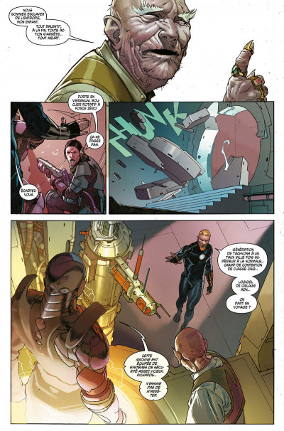 Page 8 Avengers (marvel deluxe) tome 3