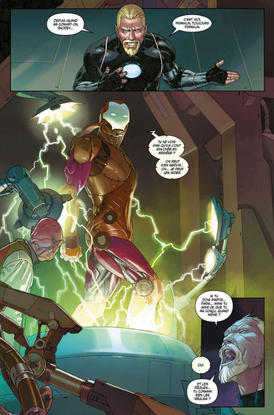 Page 9 Avengers (marvel deluxe) tome 3