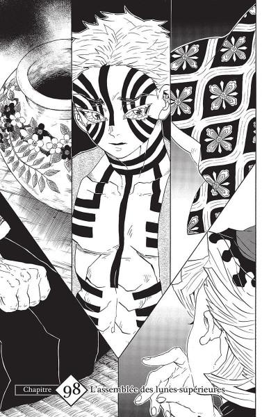 Page 6 Demon slayer tome 12